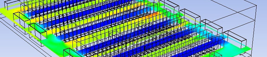 CoolSim - Data center CFD modeling and design software for